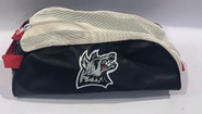 Warrior Hartford Wolfpack Custom Pro Stock Toiletry Travel Bag #19 Fogarty