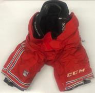 Reebok 9K Pro Stock Hockey Girdle Large Used New York Rangers NHL 2