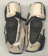 CCM Ultra Tacks Pro Sr Elbow Pads Pro Stock Large Used