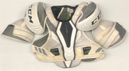 CCM Pro Shoulder Pads Large Pro Stock Used