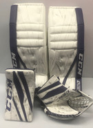 CCM Extreme Flex 3 Goalie Set Custom Pro Stock Used