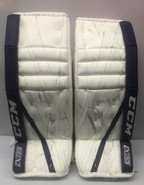 CCM Extreme Flex 3 Goalie Pads Custom Pro Stock Used