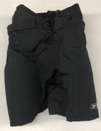 Rbk Reebok Custom Pro Stock Hockey Pants Black XL New