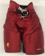 Bauer Custom Pro Hockey Pants Ferris State Bulldogs Medium NCAA Used 3