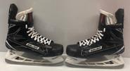 BAUER 1S CUSTOM PRO STOCK ICE HOCKEY SKATES 9 D USED