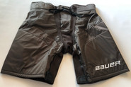 Bauer Custom Pro Stock Hockey Pant Girdle Shell Cover Large Brown Bruins Winter Classic