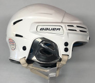 BAUER 7500 PRO STOCK HOCKEY HELMET WHITE SMALL