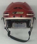 Nike Bauer 9500 Custom Hockey Helmet Boston University NCAA MEDIUM 18