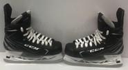 CCM Ribcore 70K Custom Pro Stock Hockey Skates 8.5 D Used AHL