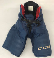 CCM HP45 Custom Pro Stock Hockey Pants Medium Florida Panthers NHL Used 4