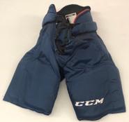 CCM HP45X Custom Pro Stock Hockey Pants LARGE Florida Panthers NHL NEW