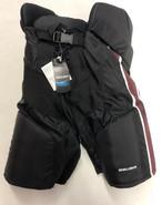 Bauer Nexus Pro Custom Pro Stock Hockey Pants NCAA Black Small NEW
