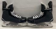 BAUER SUPREME 1S CUSTOM PRO STOCK ICE HOCKEY SKATES 10 D 10D USED AHL NHL