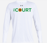 The Court Under Armour Long Sleeve Locker Tee Youth