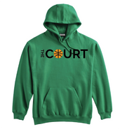 The Court Pennant Super 10 Cotton Hoodie Youth and Adult