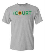 The Court Gildan Cotton Short Sleeve Tee Shirt