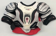 Bauer APX Pro Sr Shoulder Pads Large Pro Stock Used