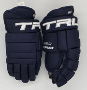 "True A6.0 PRO STOCK HOCKEY GLOVES 13"" PANTHERS Hoffman NHL New"