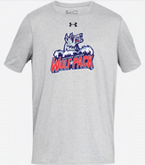 Hartford Junior Wolfpack Under Armour Short Sleeve Locker Tee