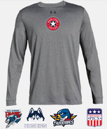 MassConn United Under Armour Long Sleeve Locker Tee