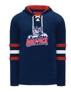 Hartford Junior Wolfpack Athletic Knit A1845 Sport Lace Hoodie