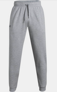 SW High Hockey Under Armour Hustle Jogger Sweatpants Sport Grey