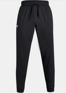 SW High Hockey Under Armour Hustle Jogger Sweatpants Sport Black