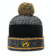 Enfield Street School Richardson Heathered Beanie Pom Hat
