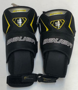 BAUER SR GOALIE KNEE PADS USED
