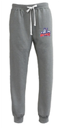 Hartford Junior Wolfpack Pennant Throwback Jogger Sweatpant Youth and Adult