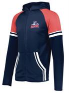 Hartford Junior Wolfpack Holloway Retro Grade Jacket