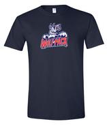 Hartford Junior Wolfpack Gildan Softstyle Cotton Short T Shirt