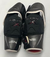 Bauer 1X Lite Pro Sr Elbow Pads Large Pro Stock Used