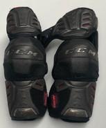 CCM RBZ Pro Sr Elbow Pads Pro Stock Used Medium