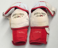 Bauer APX2 Pro Stock Sr Elbow Pads Large Used 2