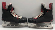 BAUER VAPOR 1X PRO STOCK ICE HOCKEY SKATES 10 D USED (3)