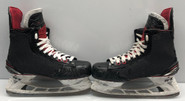 BAUER VAPOR 1X PRO STOCK ICE HOCKEY SKATES 9 D USED 3