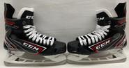 CCM Jetspeed FT2 Custom Pro Stock Ice Hockey Skates 9 1/4 E NHL New