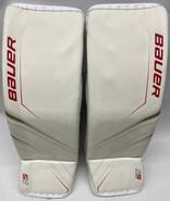 "Bauer Supreme 2S Pro Goalie Leg Pads Custom Medium 34+2"" Pro Stock Reimer NHL New"