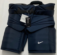 Nike Pro Custom Hockey Goalie Pants XL Brand New Navy Blue Pro Stock