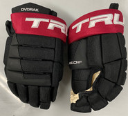 "True A6.0 PRO STOCK HOCKEY GLOVES 14"" Coyotes Dvorak NHL New"