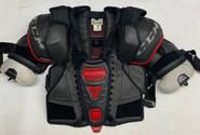CCM U+ CL Pro Sr Shoulder Pads Large Pro Stock Used
