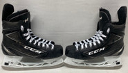 CCM Ribcore 80k Custom Pro Stock Ice Hockey Skates 8 1/2 D  NY Rangers Lettieri NHL