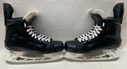 BAUER SUPREME 2S PRO CUSTOM ICE HOCKEY SKATES 9 1/2 D  NHL USED