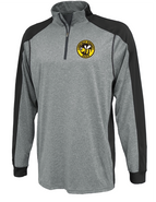 Enfield Street School PTO Pennant Carbon Warmup 1/4 Zip  Youth and Adult