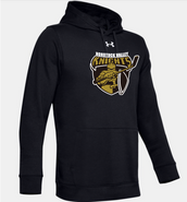 Nonotuck Valley Under Armour Hustle Team Hoodie Adult and Youth