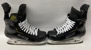 BAUER SUPREME 2S PRO CUSTOM ICE HOCKEY SKATES 6 1/2 D  NHL USED