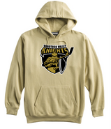 Nonotuck Valley Hockey Pennant Super 10 Cotton Hoodie Adult and Youth