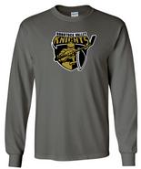 Nonotuck Valley Hockey Gildan Cotton Long Sleeve Tee Shirt