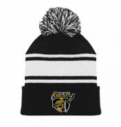 Nonotuck Valley Hockey Athletic Knit Team Pom Beanie Toque